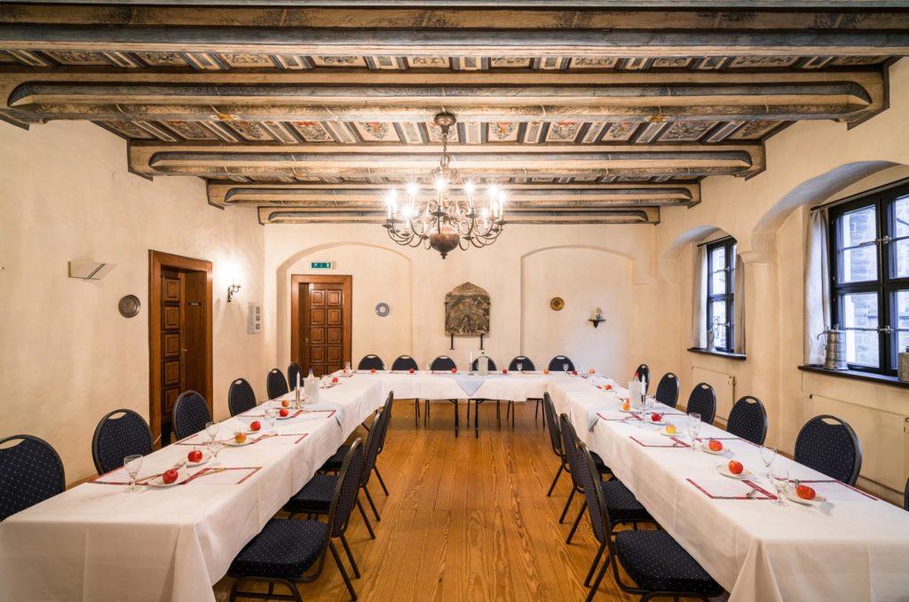 Tagungen und Seminare im Romantik Hotel